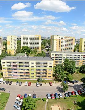 Sprzątanie pomieszczeń biurowych i wspólnot mieszkaniowych w Warszawie