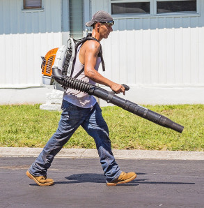Sprzątanie osiedli